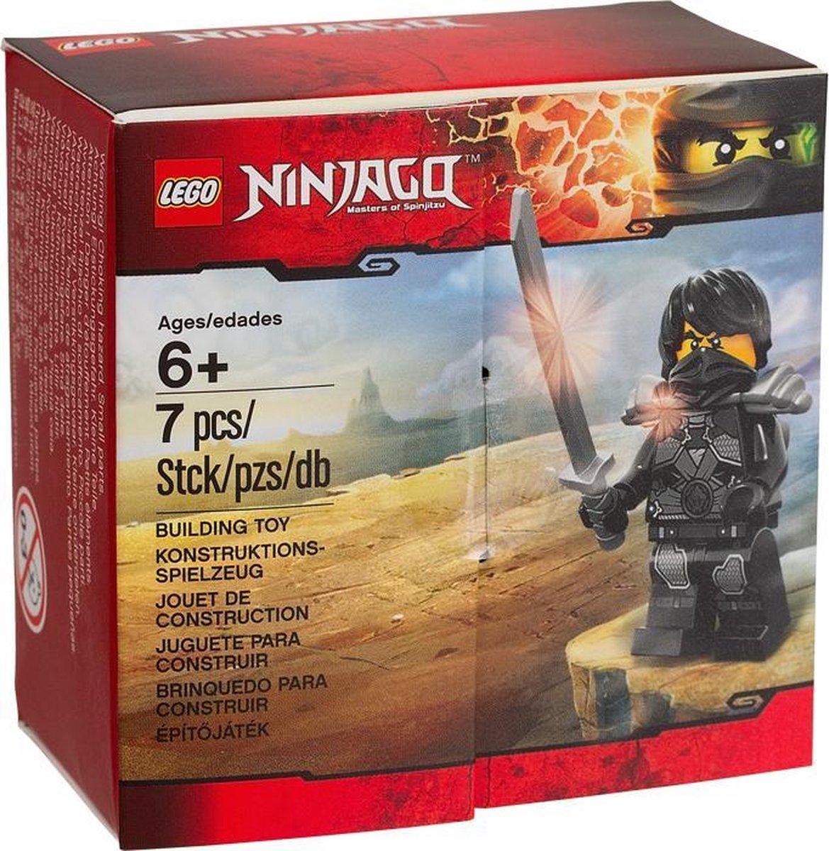 Lego 5004393 Cole in een doos Lego Ninjago Minifigure