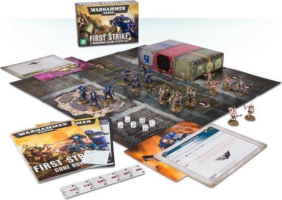 Afbeelding van het spel Warhammer 40.000 Starter Set First Strike