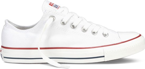 Converse Chuck Taylor All Star Sneakers Laag Unisex - Optical White - Maat 39