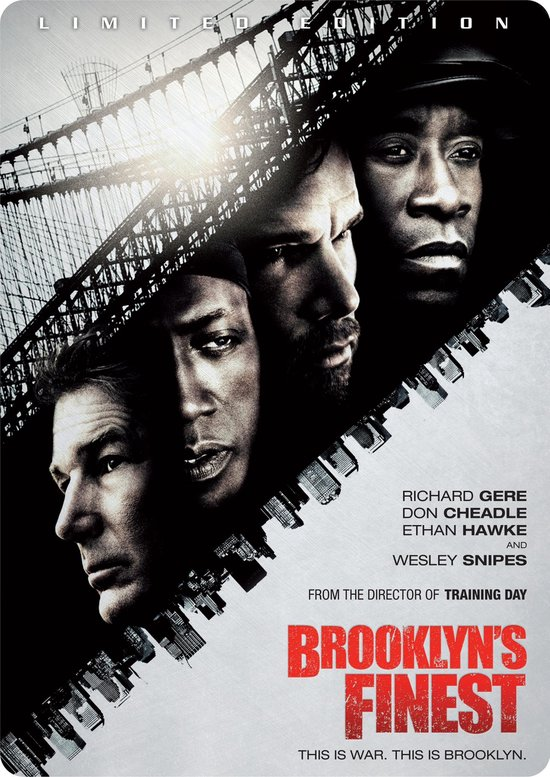 Cover van de film 'Brooklyn's Finest'
