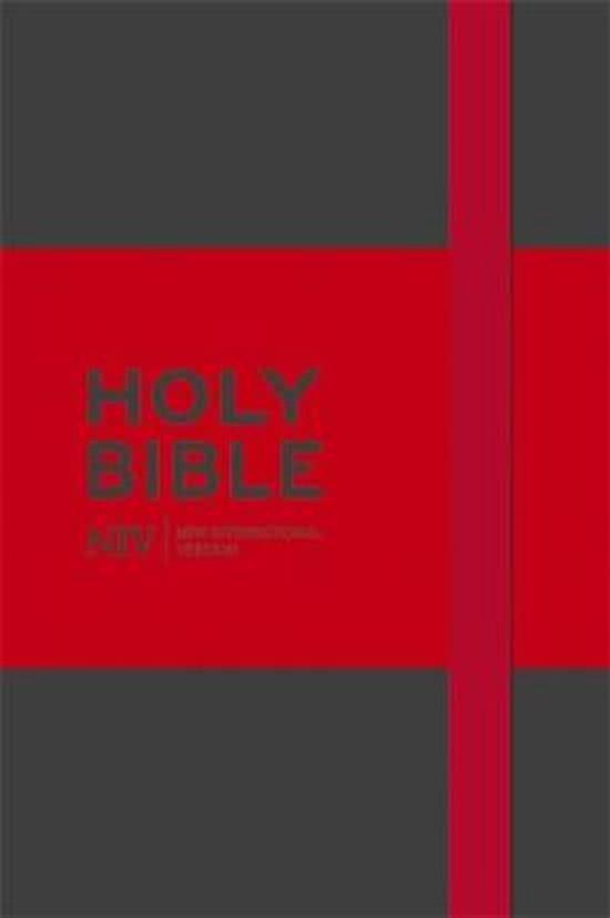 NIV Pocket Grey Notebook Bible - Diverse auteurs |