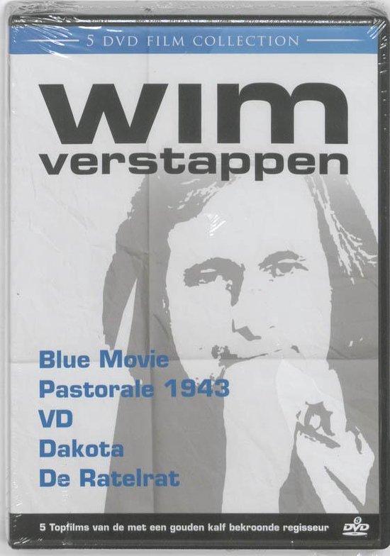 Cover van de film 'Wim Verstappen Film Collection'