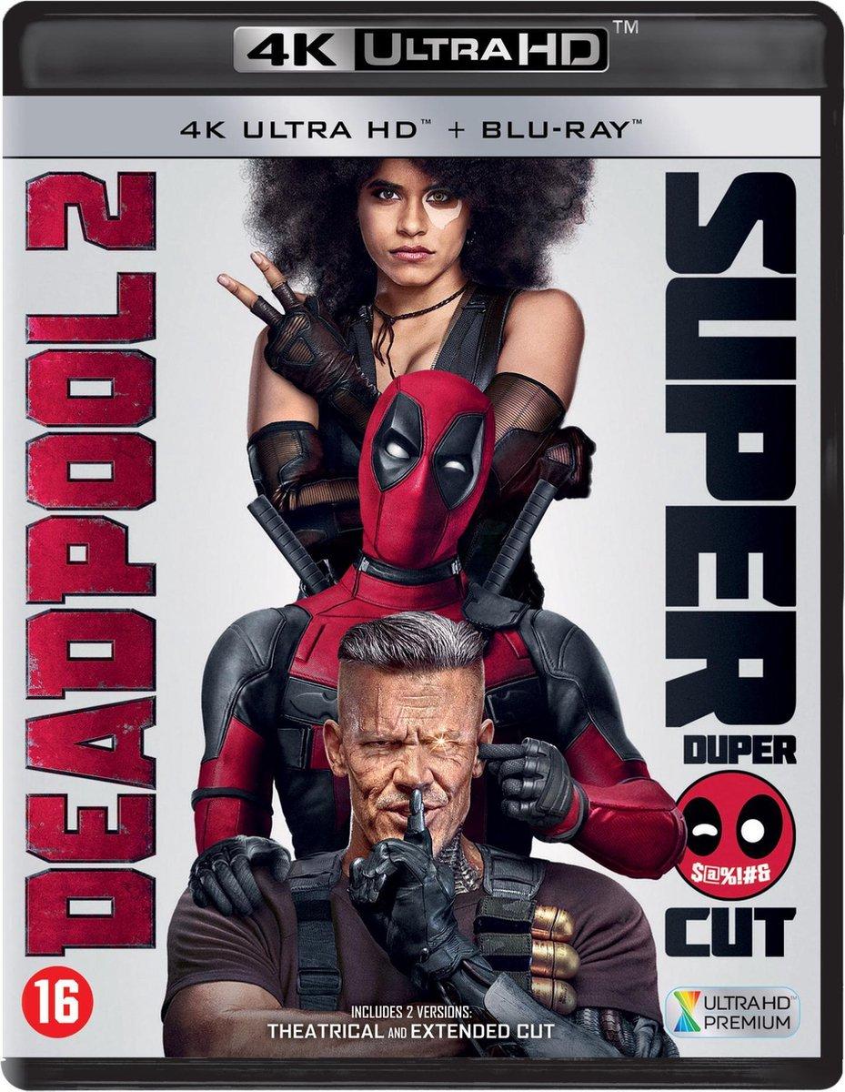 Deadpool 2 (4K Ultra HD Blu-ray)-
