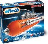 Eitech Bouwdoos - Metaal Space Shuttle Deluxe