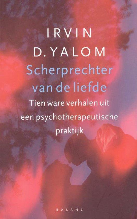 Scherprechter van de liefde - I.D. Yalom   Fthsonline.com