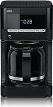 Braun PurAroma 7 KF 7020 BK - Koffiezetapparaat - Zwart