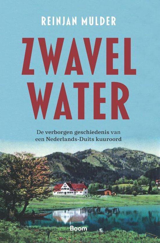 Zwavelwater - Reinjan Mulder pdf epub