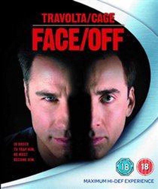 Cover van de film 'Face Off'