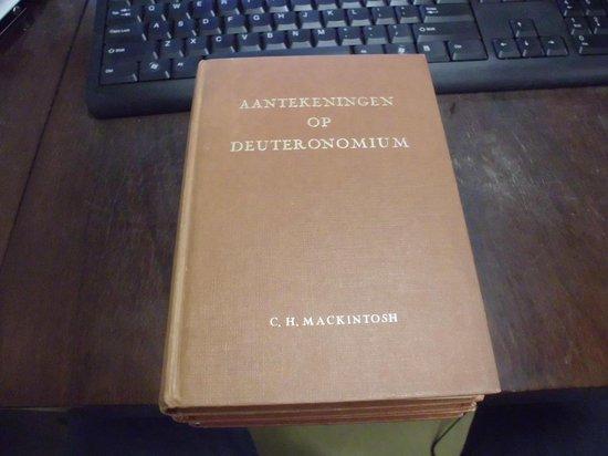 Mackintosh, Aantekeningen op deuteronium - C.H. Mackintosh |