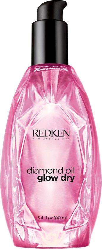 Redken - Diamond Oil Glow Dry Style Enhancing Blow-Dry Oil  (L)