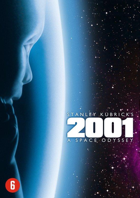 Cover van de film '2001: A Space Odyssey'