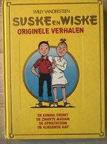 Suske en Wiske originele verhalen in 2 kleur - Lecturama collectie 4 verhalen o.a. de koning drinkt