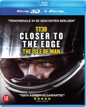 TT Closer To The Edge: The Isle Of Man (3D+2D Blu-ray)
