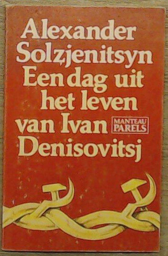 Boek cover Dag uit het leven van Ivan Denisovitsj van Alexander Solzjenitsyn (Paperback)