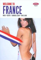 Welcome To France + Book