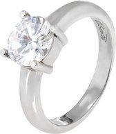 TI SENTO Milano Ring 1464ZI - Maat 50 (16 mm) - Gerhodineerd Sterling Zilver