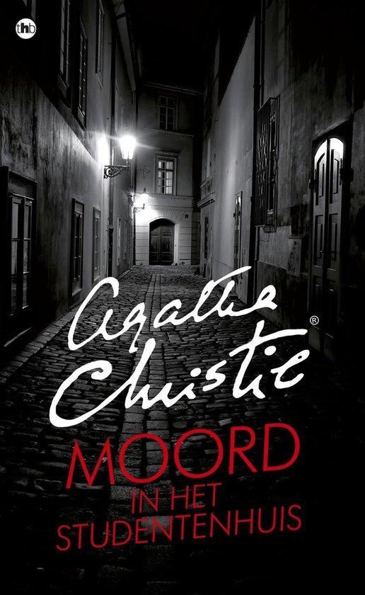 Poirot 30 - Moord in het studentenhuis - Agatha Christie |