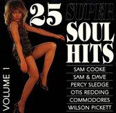 25 Super Soul Hits, Vol. 1