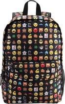 CabinMax Rugzak - Rugtas - Schooltas - Emoji - A4