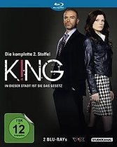 King - 2. Staffel/2 Blu-ray