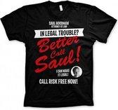 T-shirt Breaking Bad Better call Saul S