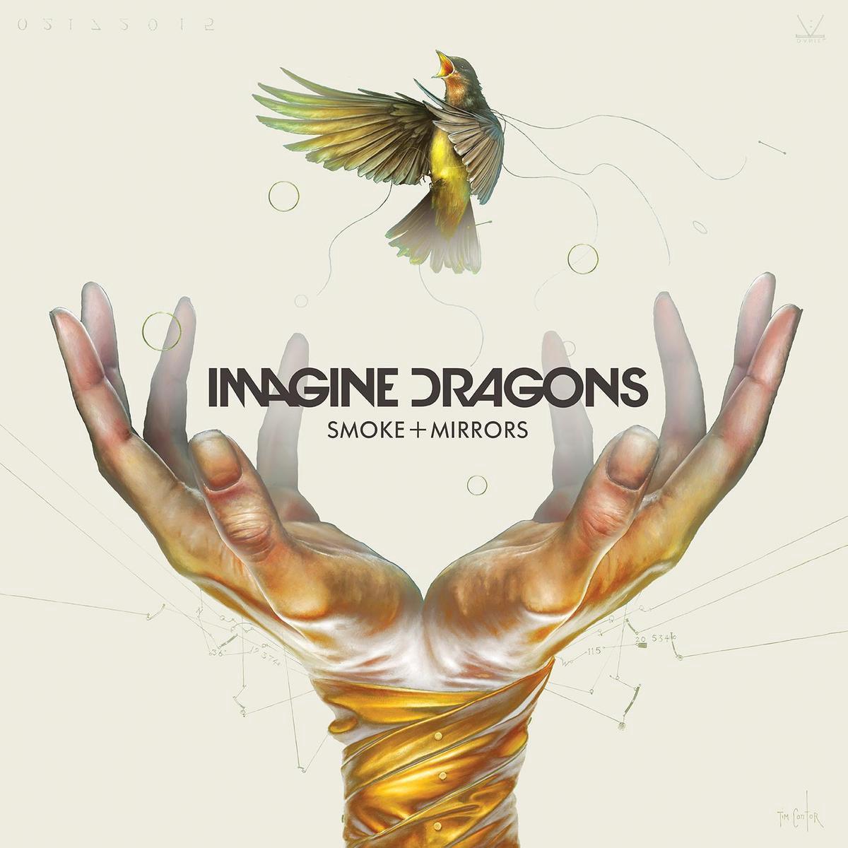 Smoke + Mirrors (Deluxe Edition) - Imagine Dragons