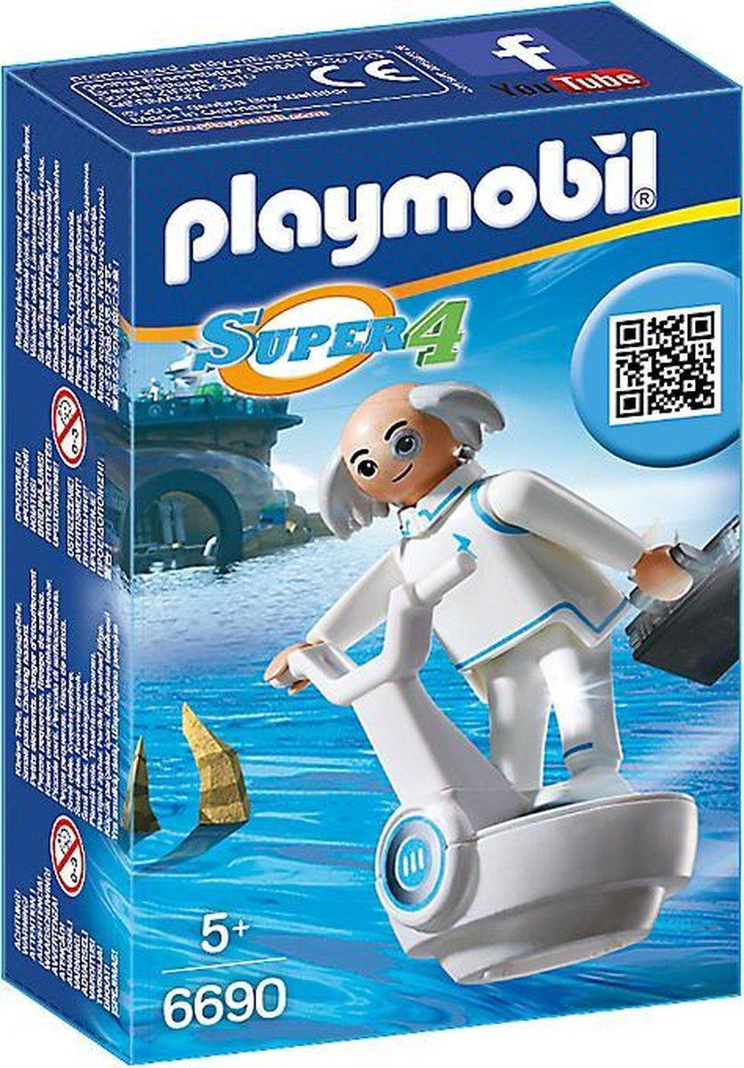 6690 Playmobil Super 4 Dr. X