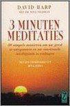 3 minuten meditaties