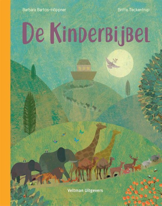 De Kinderbijbel - Barbara Bartos-Höppner | Fthsonline.com