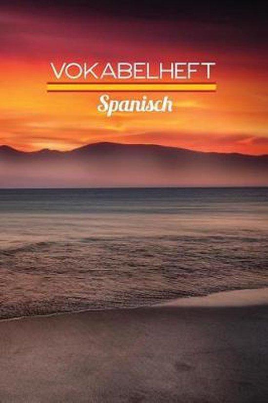Vokabelheft Spanisch