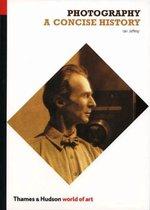Boek cover Photography a Concise History van Ian Jeffrey