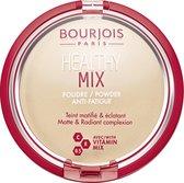 Bourjois Healthy Mix Powder Poeder - 01 Vanille