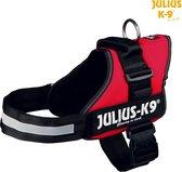 Julius K9 Powertuig/Harnas - Maat 1/63-85cm - L - Rood