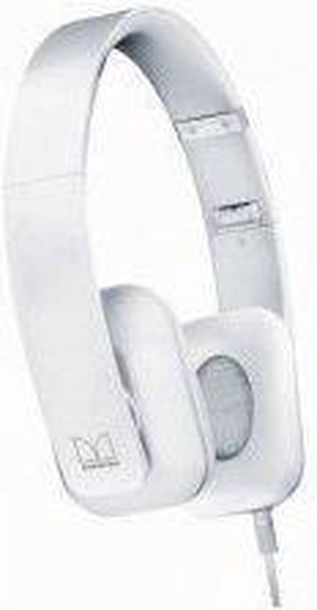 Nokia WH-930 Purity Monster HD on ear headset White