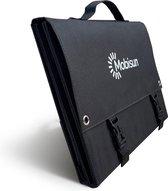 Mobiel zonnepaneel 100W / 18V / 5,55A | Mobisun