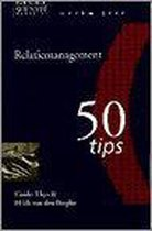 Relatiemanagement werkwijzer 50 tips