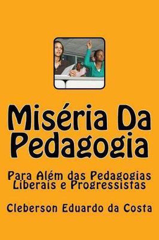 Miseria Da Pedagogia