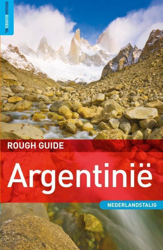 Rough Guide - Rough Guide Argentinië - Han Honders | Fthsonline.com
