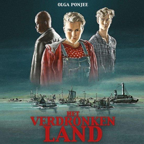 Het verdronken land - Olga Ponjee  