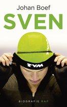 Boek cover Sven van Johan Boef