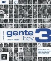 Gente Hoy 3 Libro del trabajo + CD version original