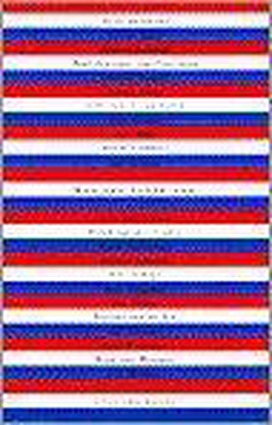 Boek cover WEG VAN NEDERLAND van Frits Abrahams (Paperback)