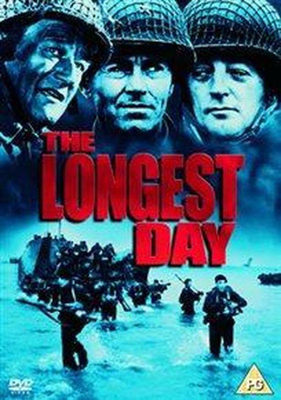 Cover van de film 'Longest Day'