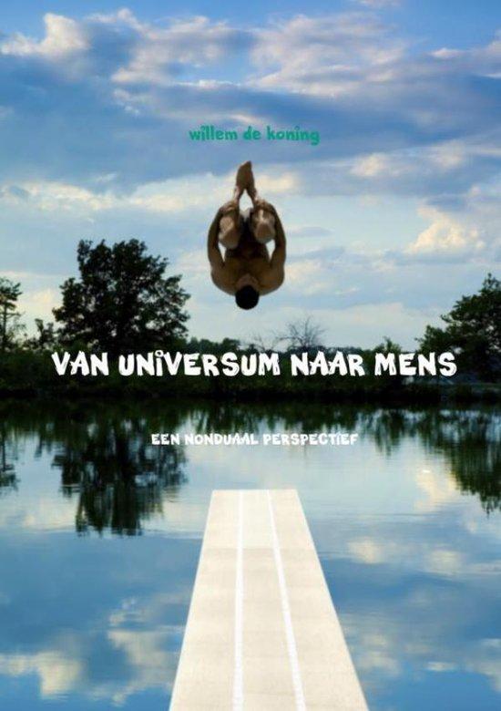 Van universum naar mens - Willem de Koning |