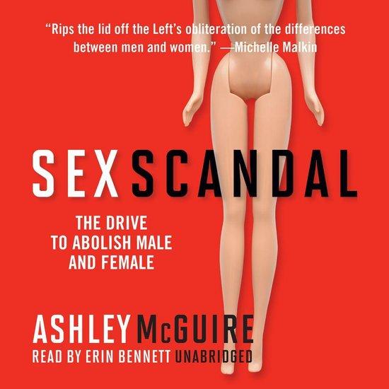 Boek cover Sex Scandal van Ashley Mcguire