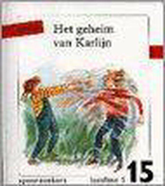 Leeslijn - Spoorzoekers 5: het geheim van Karlijn - Annemieke Woudt |