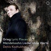 Grieg Lyric Pieces/Mendelssohn Lieder Ohne Worte