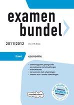 Examenbundel  - Economie HAVO 2011/2012