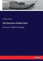 The Doctrine of Saint John