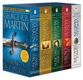 Game of Thrones 5-Pocket Box Set